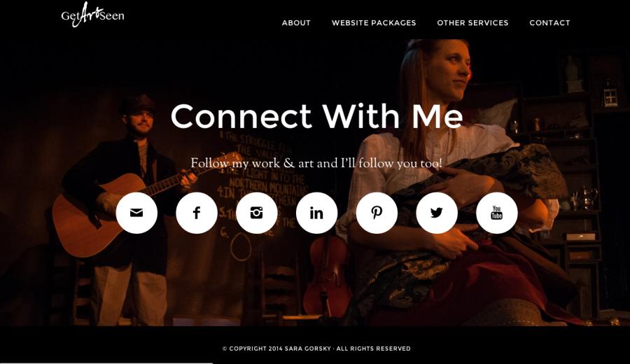 Homepage #4