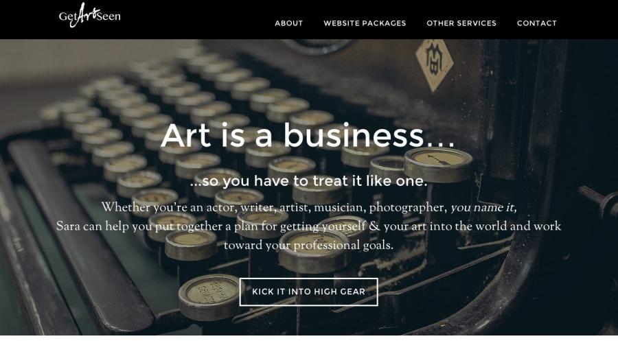 Homepage #3