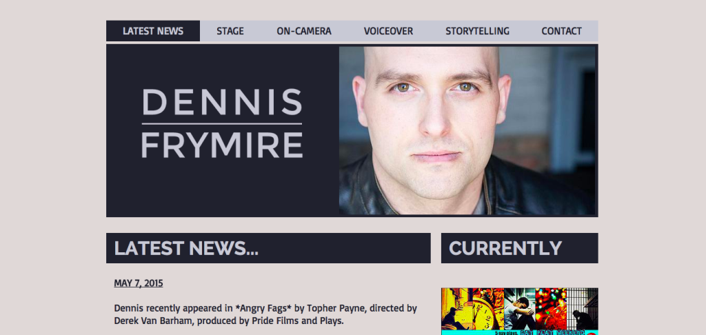 Dennis' Performance Website