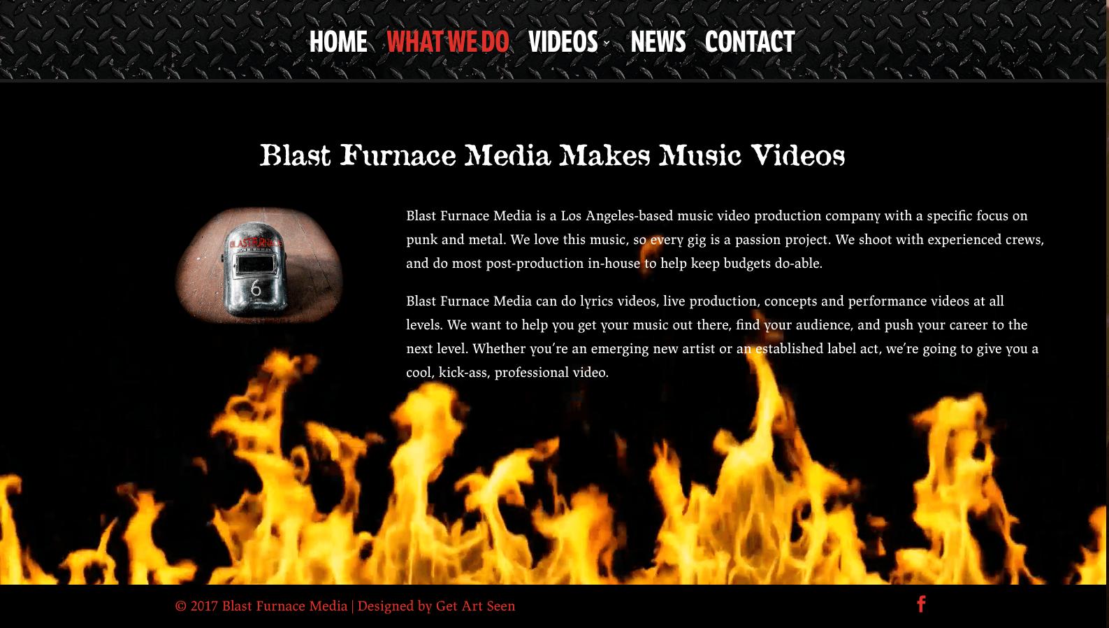 Blast Furnace Media