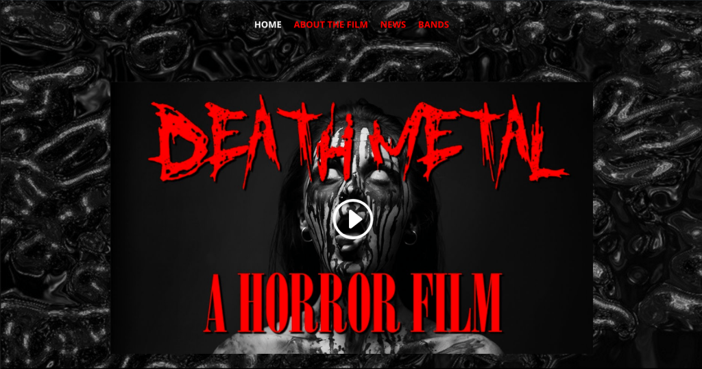 Death Metal Movie