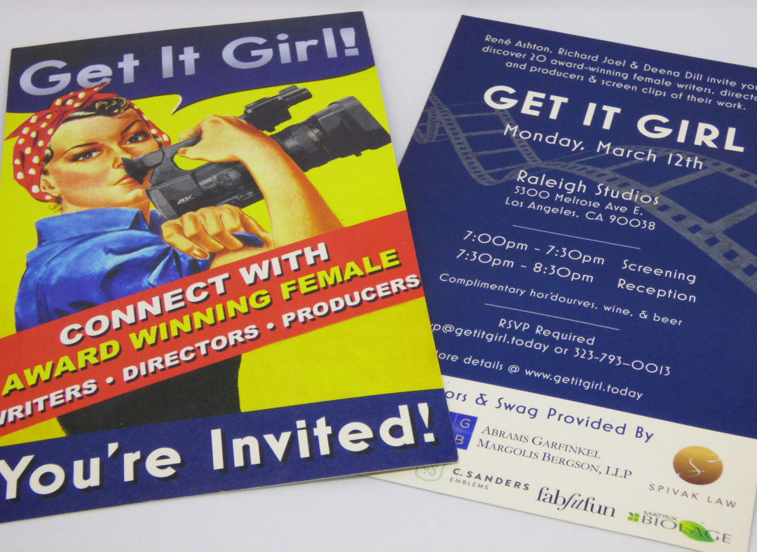 Empowerment Event Invitation
