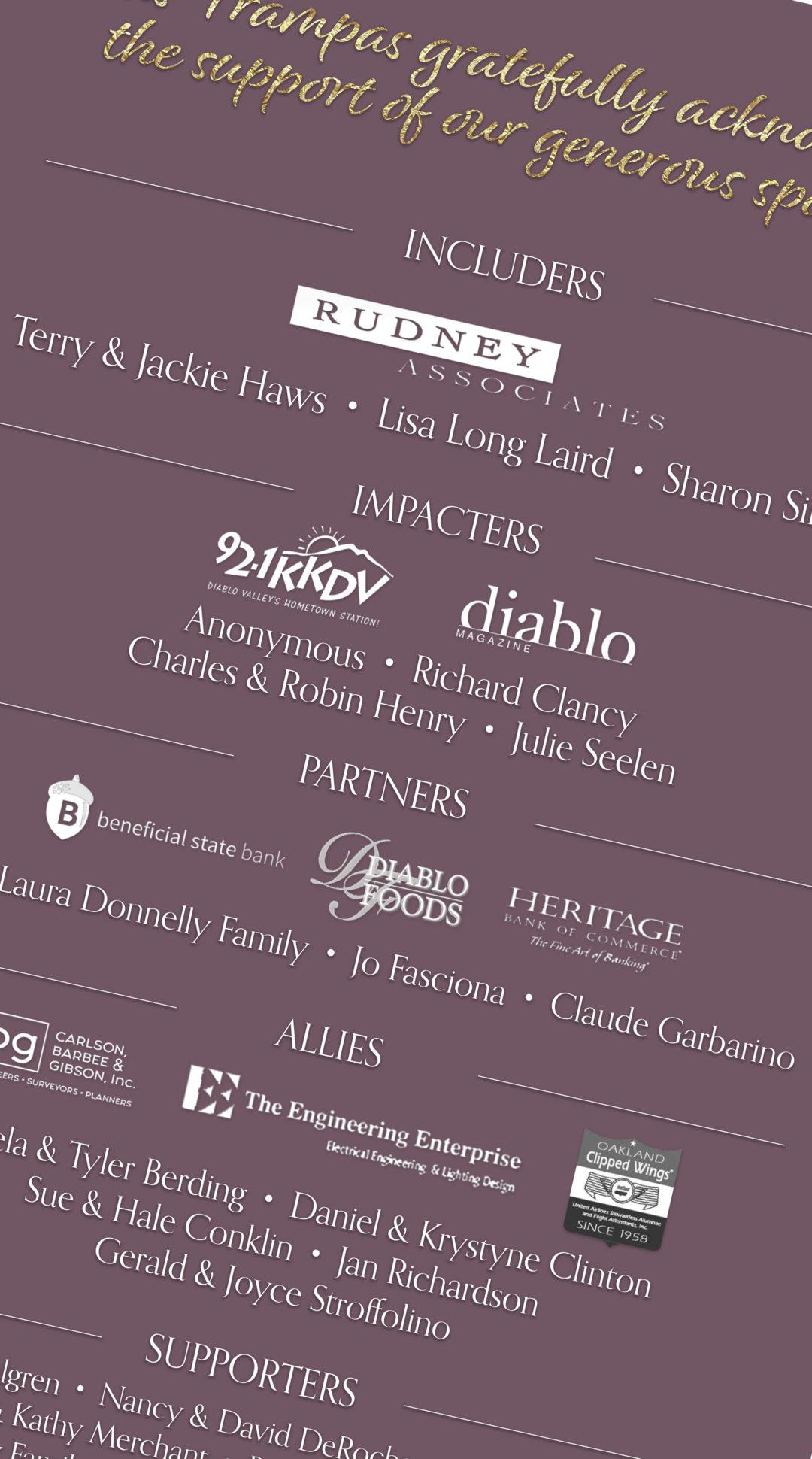 Event Sponsor Poster